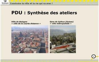 Image PDU Strasbourg